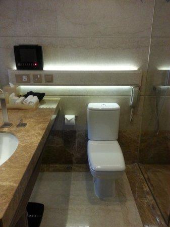 Harbour Grand Hong Kong: 廁所