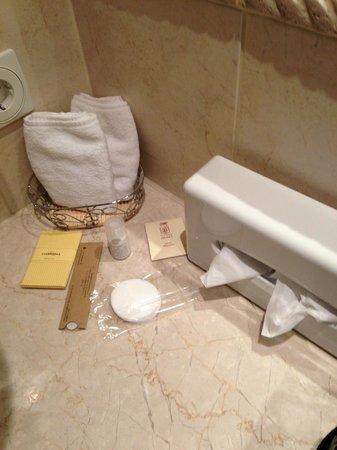 Hotel und Landgasthof Altwirt: Bathroom