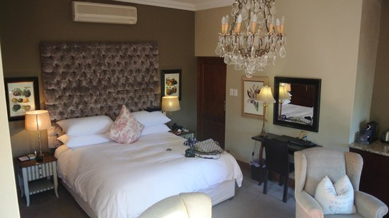 The Residence Boutique Hotel: Suite
