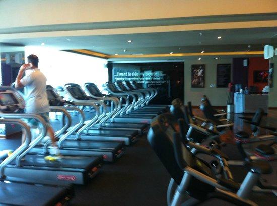 Hard Rock Hotel Panama Megapolis: Amazing Gym