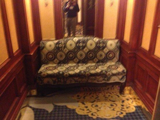 The Drake Hotel: Elevator