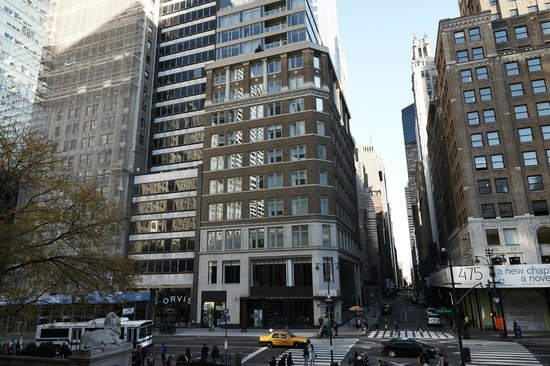 Andaz Hotel Th Avenue Review