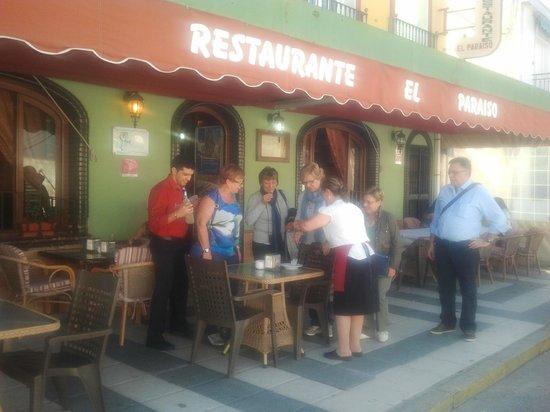Restaurante El Paraiso: El Paraiso