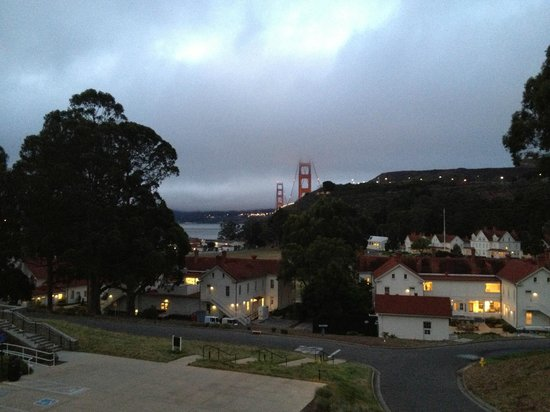 Cavallo Point: Here comes the sun