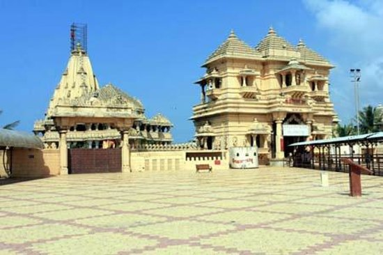 Somnath Mahadev Temple: Temple view from the front