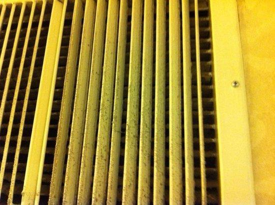 Utica, Estado de Nueva York: dirty ventilation ducts