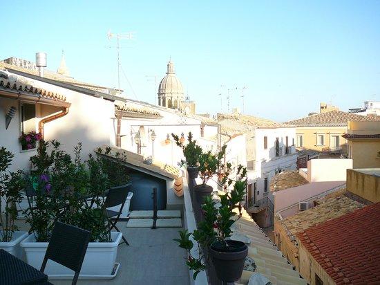 A Mo Casa B&B: La terrasse