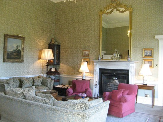 Ston Easton Park Hotel: A Drawing Room