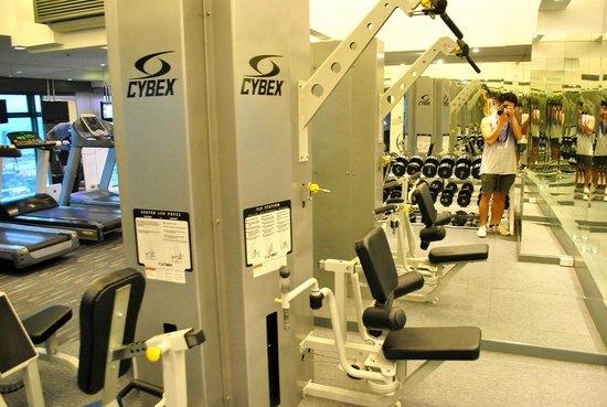 Vivere Hotel: gym