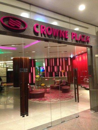 Crowne Plaza Bangkok Lumpini Park : hotel