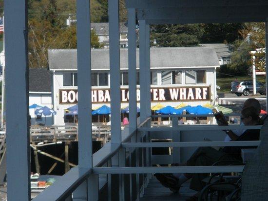 Brown's Wharf Inn : Best lobster