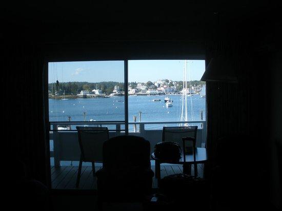Brown's Wharf Inn : room