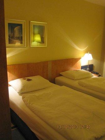 Mercure Hotel & Residenz Frankfurt Messe: Habitación