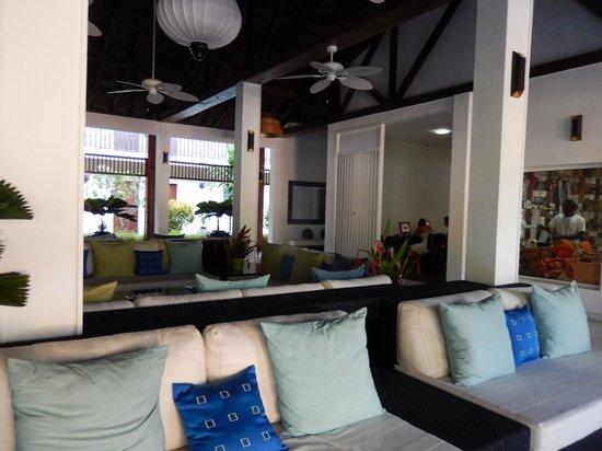 Royal Beach Hotel : Accueil !