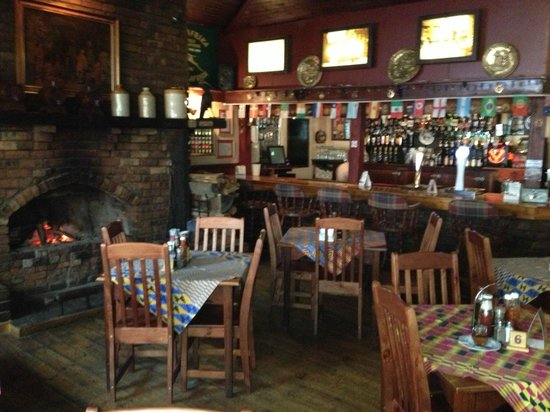 Dullstroom Inn: Bar