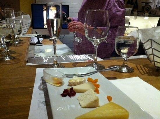Cheese Culture: Great Wine & Cheese tasting class