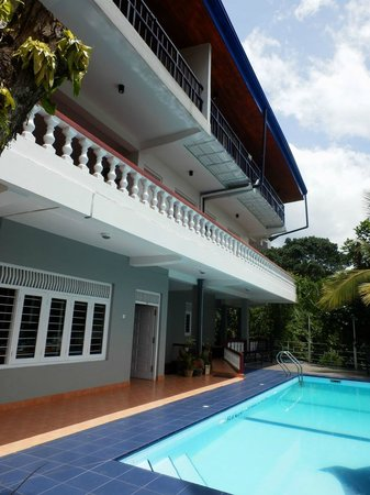 Blue Haven Guest House : Outside view