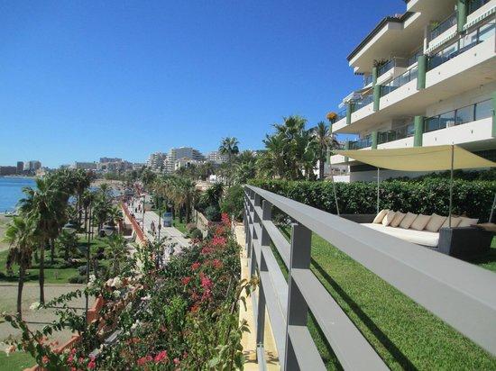Vincci Selección Aleysa Hotel Boutique & Spa: Le paseo