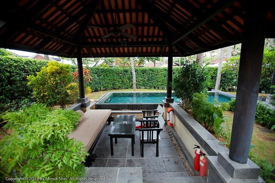 Anantara Mui Ne Resort : 가든뷰 풀빌라