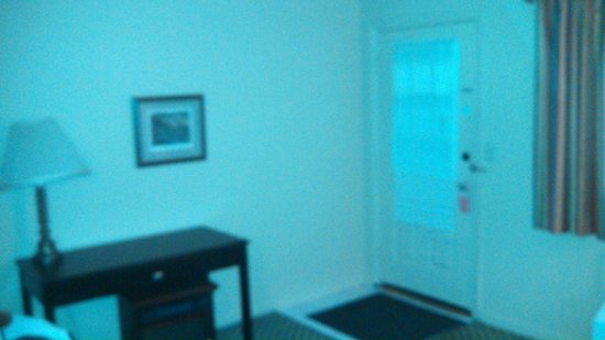 Hollow Inn and Motel: room