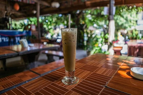 Lao Lao Garden!: Monster ice coffee!