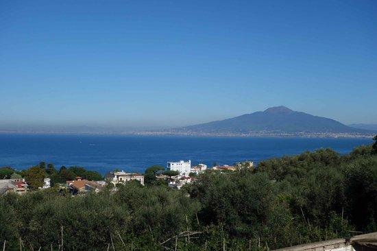 Villa Oriana Relais: Breakfast view