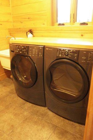 Dartbrook Lodge: included washer/dryer!