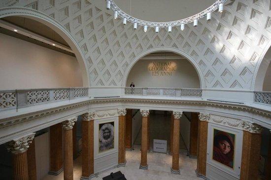 Palazzo delle Esposizioni: Inside hall