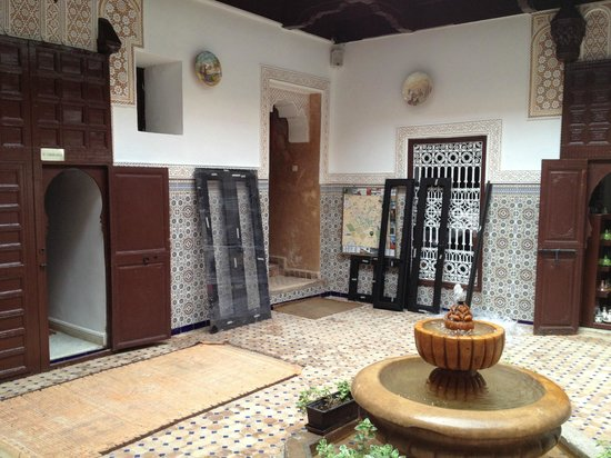 Riad les Oliviers : Umbaumaßnahmen 1