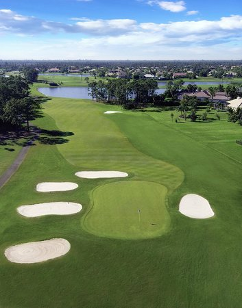 The Estates Golf Course - Picture of PGA National Resort & Spa, Palm ...