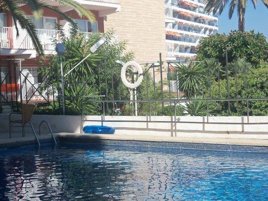 Hotel Tropico Playa: View of the pool