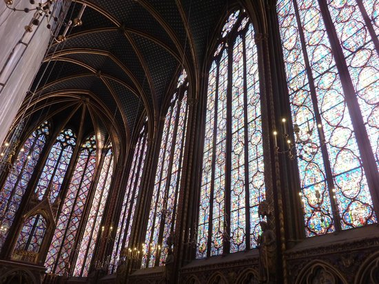 sch ne fenster photo de sainte chapelle paris tripadvisor. Black Bedroom Furniture Sets. Home Design Ideas