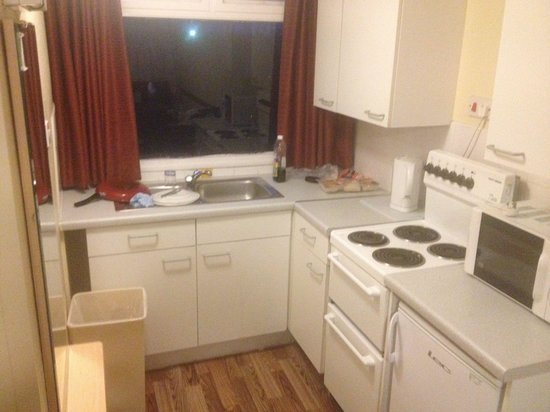 Pontin's Camber Sands Centre: Kitchen