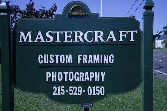 Mastercraft Custom framing & Gallery