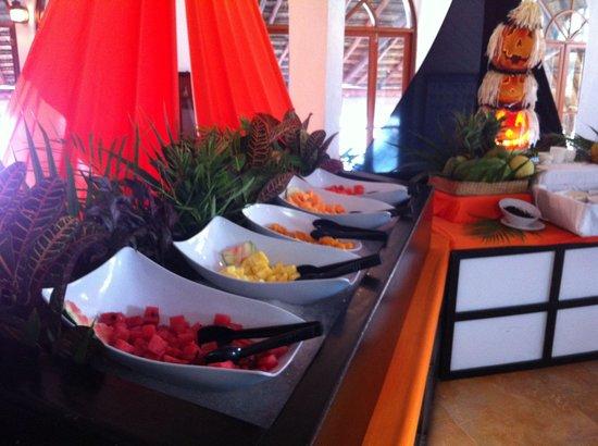 Captain's Cove: Frutas Variadas y muy frescas.