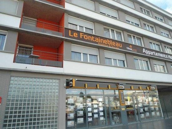 Residence Detente mmv Chevilly-Larue Le Fontainebleau: Otima localização