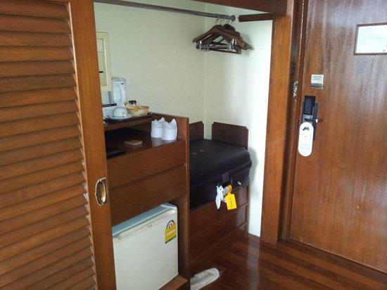 โรงแรมตวันนา: Armario