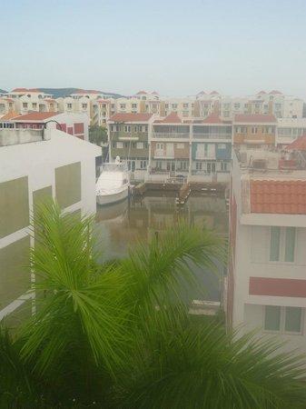 Cofresi Beach Hotel: vista desde el Hotel