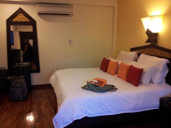 Laluna Hotel and Resort: Habitacion