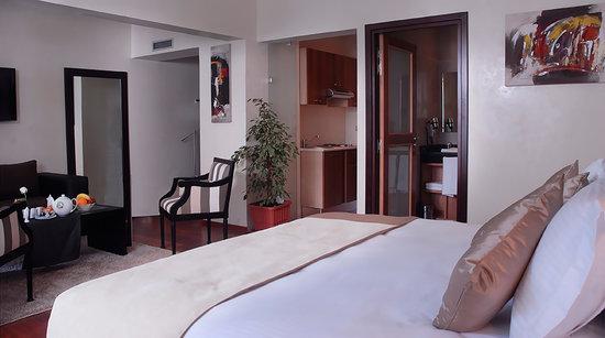 Park Suites Hotel: Suite