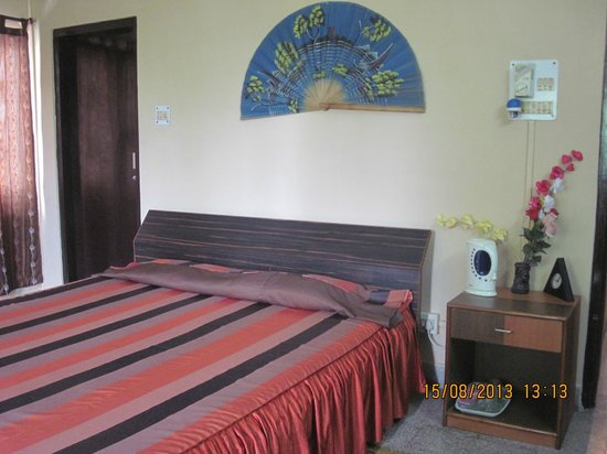 Riverview Guest House: Super Deluxe A/C rooms...