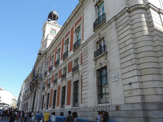 Plaza mayor picture of puerta del sol madrid tripadvisor for Puerta del sol santiago