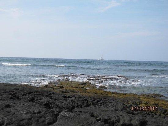 Puakea Ranch : Surfing Beach