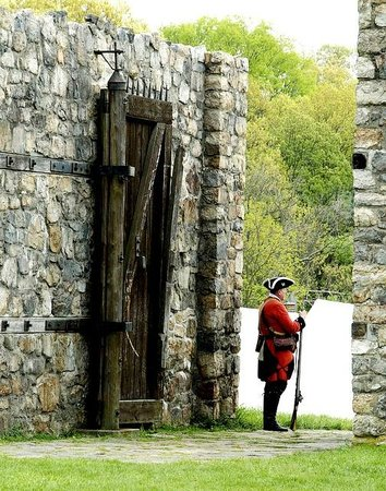 Fort Frederick State Park: Guarding the Front Gate
