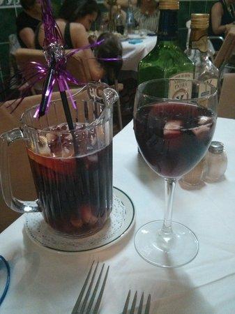 Casa Maria: tasty Sangria