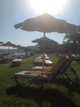 пляж Sentido Ixian Grand