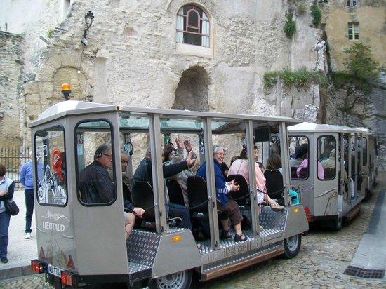 Petit Train Avignon : il trenino ad Avignone