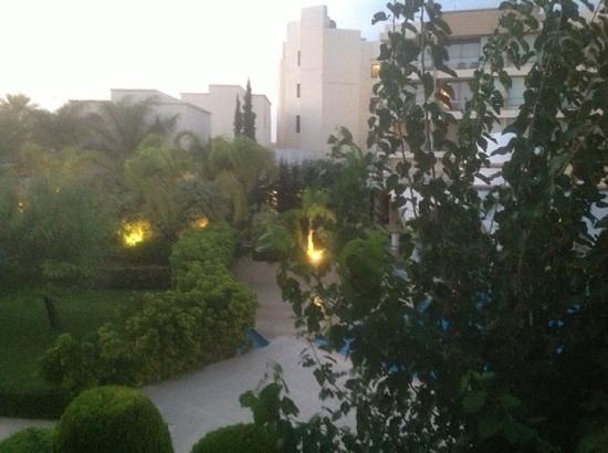 "Sentido Ixian Grand : из номера ""garden view"""