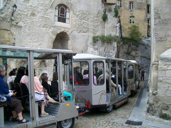 Petit Train Avignon : sul trenino