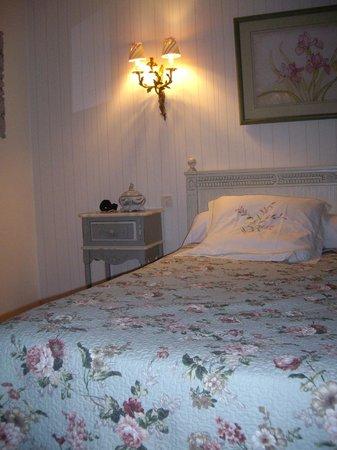 Maison Elgartea: Chambre familiale du rez de chaussée